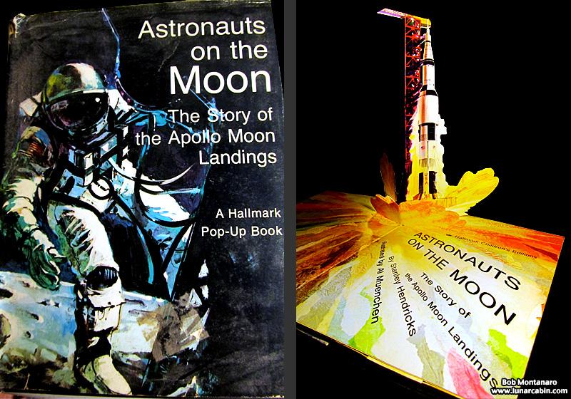 Apollo Moon Landing Pop-Up Book   Range Tracking